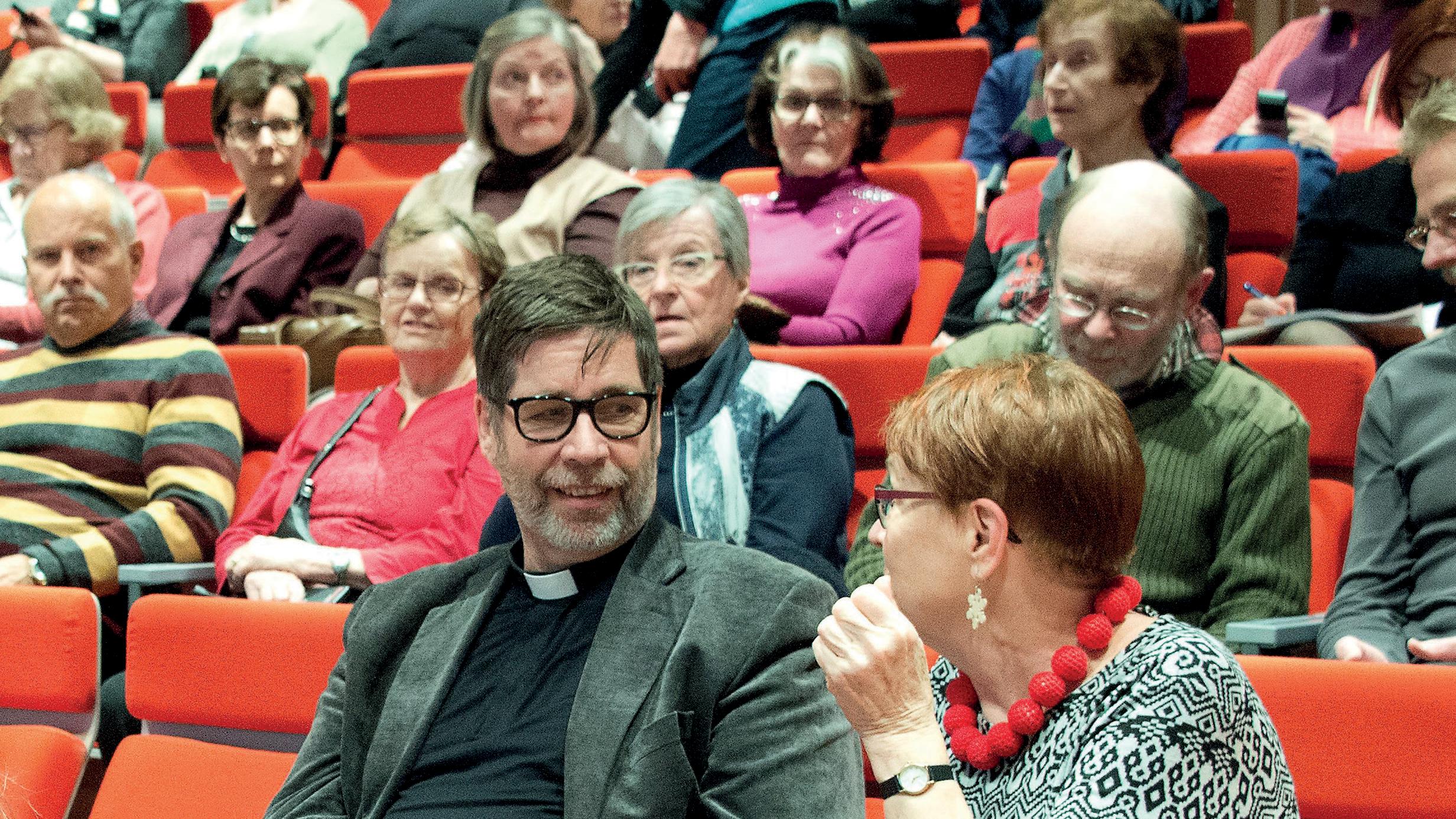 Vapaa-ajattelijat ja seurakunta yhteistyössä – uskomatonta?   Vapaa-ajattelijain Liitto ry
